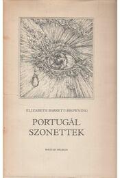 Portugál szonettek - Barrett-Browning, Elizabeth - Régikönyvek