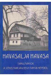 Havasalja havasa - Bárth János - Régikönyvek