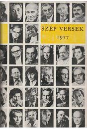 Szép versek 1977 - Bata Imre - Régikönyvek