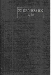 Szép versek 1980 (dedikált) - Bata Imre - Régikönyvek