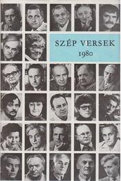 Szép versek 1980 - Bata Imre - Régikönyvek