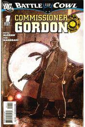 Batman: Battle for the Cowl: Commissioner Gordon 1. - McGraw, Royal, Mandrake, Tom - Régikönyvek