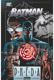 Batman - Préda - Moench, Doug, Gulacy, Paul, Austin, Terry - Régikönyvek
