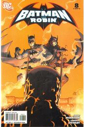 Batman and Robin 8. - Morrison, Grant, Stewart, Cameron - Régikönyvek