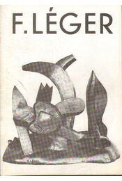 F. Léger - Bauquier, Georges - Régikönyvek