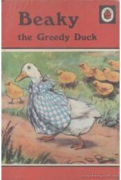 Beaky the Greedy Duck - Barr, Noel - Régikönyvek
