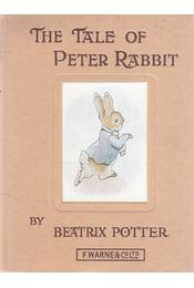 The Tale of Peter Rabbit - Beatrix Potter - Régikönyvek