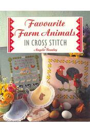 Favourite Farm Animals - BEAZLEY, ANGELA - Régikönyvek
