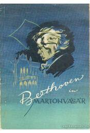 Beethoven in Martonvásár - Régikönyvek