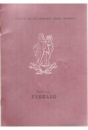 Fidelio - Beethoven, Ludwig von - Régikönyvek