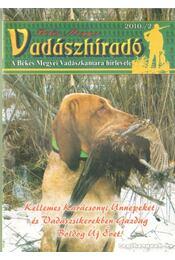 Békés Megyei Vadászhíradó 2010./2. - Régikönyvek