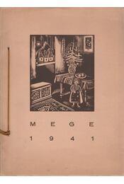 Békés Új Évet! 1941 - Régikönyvek