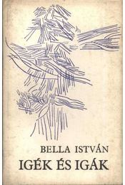 Igék és igák - Bella István - Régikönyvek