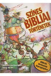 Színes bibliai történetek - Ben Alex - Régikönyvek