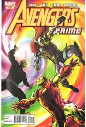 Avengers Prime No. 2 - Bendis, Brian Michael, Davis, Alan - Régikönyvek