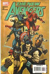 New Avengers No. 34 - Bendis, Brian Michael, Yu, Leinil Francis - Régikönyvek