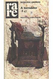 A torreádor - Benedek András - Régikönyvek