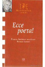 Ecce poeta! - Benkei Ildikó - Régikönyvek