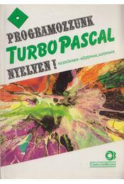 Programozzunk Turbo Pascal nyelven! - Benkő László, Benkő Tiborné, Tóth Bertalan, Varga Balázs - Régikönyvek