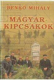 Magyar-kipcsakok - Benkő Mihály - Régikönyvek