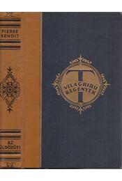 Az üldözött - Benoit, Pierre - Régikönyvek