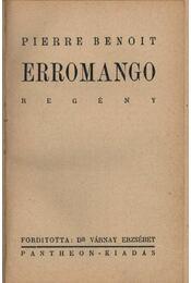 Erromango - Benoit, Pierre - Régikönyvek