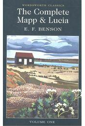 The Complete Mapp and Lucia Volume One - BENSON, E.F. - Régikönyvek