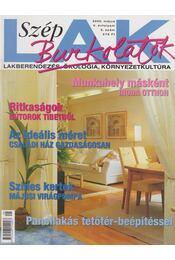 Szép Lak 2000. május - Berényi János - Régikönyvek