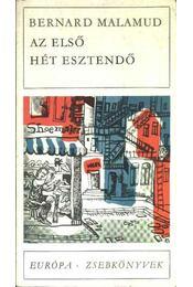 Az első hét esztendő - Bernard Malamud - Régikönyvek