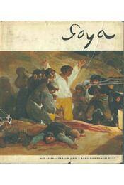 Goya - Bernard Myers - Régikönyvek
