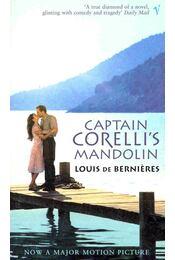 Captain Corelli's Mandolin - Berniéres, Louis de - Régikönyvek