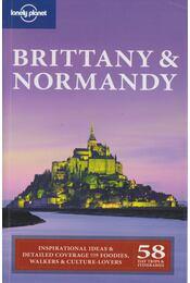 Brittany & Normandy - Berry, Oliver - Régikönyvek