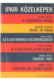 Ipari közelképek - Bertha Bulcsu, Árkus József, Mezei András, Módos Péter, Bossányi Katalin, Kocsi Ilona - Régikönyvek