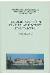 Bevezetés a pénzügyi és vállalati pénzügyi számításokba - Fazekas Gergely, Gáspár Bencéné, Soós Renáta - Régikönyvek