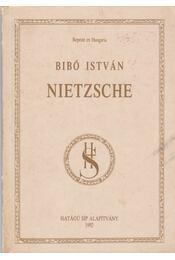 Nietzsche - Bibó István - Régikönyvek