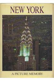 New York - Bill Harris - Régikönyvek