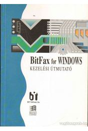 BitFax for Windows 2.0 - Régikönyvek