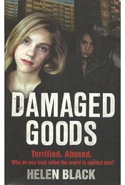 Damaged Goods - BLACK, HELEN - Régikönyvek