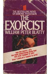 The Exorcist - Blatty, William Peter - Régikönyvek