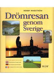 Drömresan genom Sverige - Bobby Andström - Régikönyvek