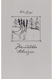 Mondatokba takarózva - Bodosi György - Régikönyvek