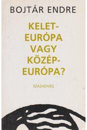 Kelet-Európa vagy Közép-Európa? - Bojtár Endre - Régikönyvek