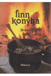 Finn konyha - Bokor Judit - Régikönyvek