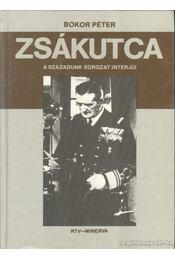 Zsákutca - Bokor Péter - Régikönyvek