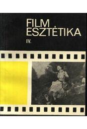 Filmesztétika IV. - Bölcs István - Régikönyvek