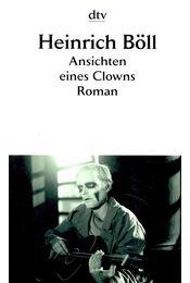 Ansichten eines Clowns - Heinrich Böll - Régikönyvek