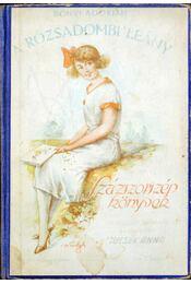 A rózsadombi lány - Bónyi Adorján - Régikönyvek