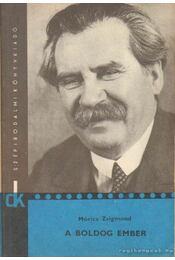 A boldog ember - Móricz Zsigmond - Régikönyvek