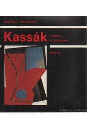 Kassák irodalma és festészete - Bori Imre, Körner Éva - Régikönyvek