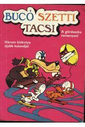 Bucó Szetti Tacsi - Marosi László - Régikönyvek